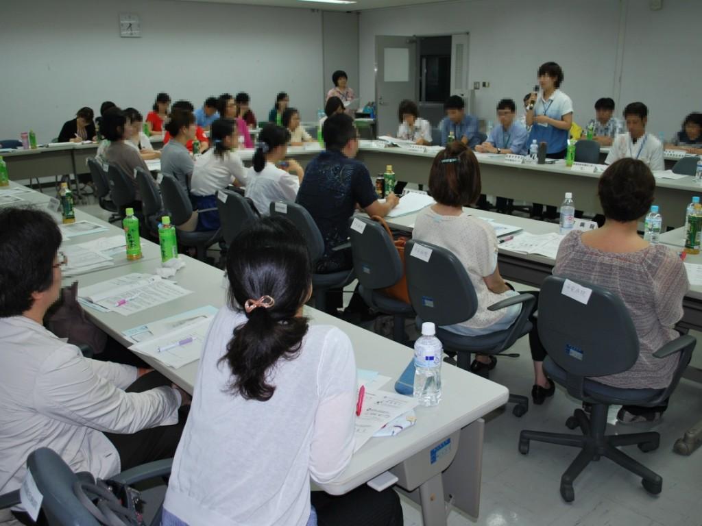 第1回地域医療・介護連携支援関係者による情報交換会(報告)